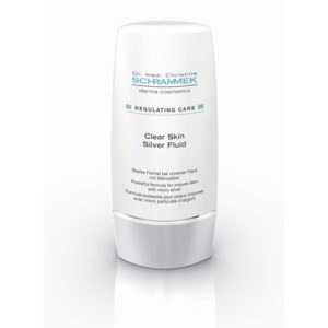 Clear Skin Silver fluid 50ml Schrammek
