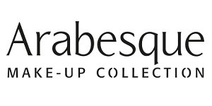 logo Arabesque make-up collection