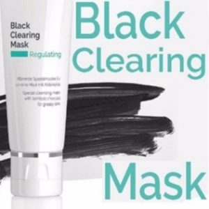 Black Clearing mask.van Schramme